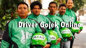 Driver Gojek Online